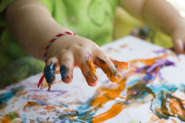 fine motor through drawing
