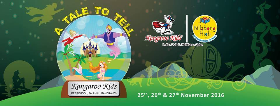 A Tale to Tell - Mega Event