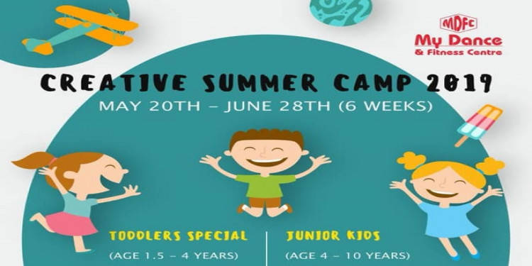 Creative Summer Camp 2019 by MDFC